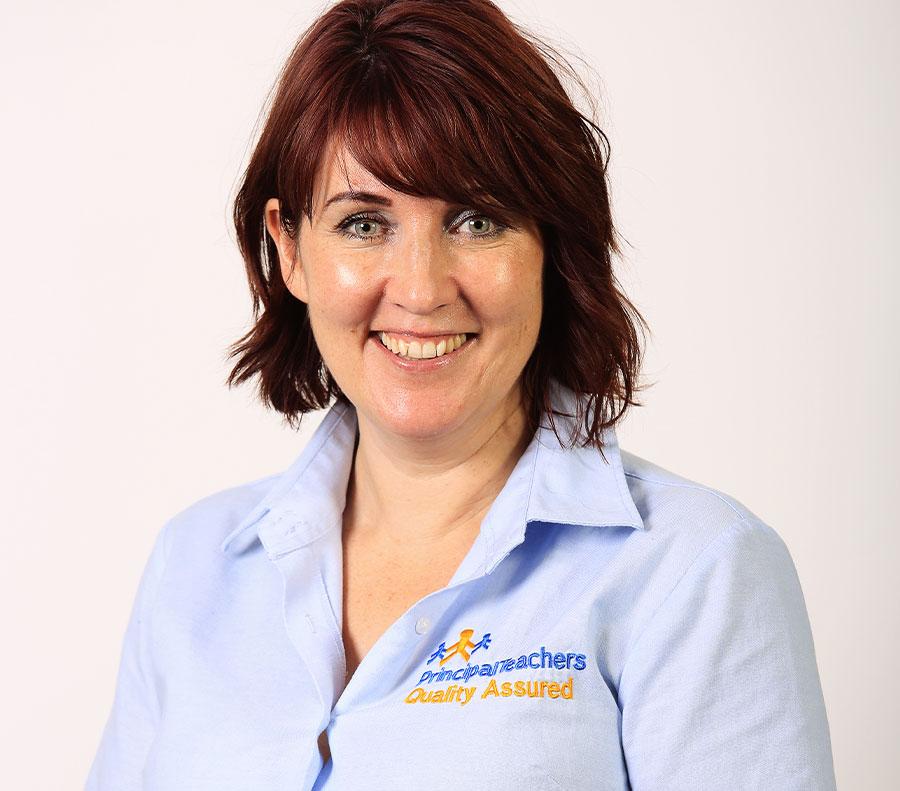 Becca Morgan - Principal Teachers