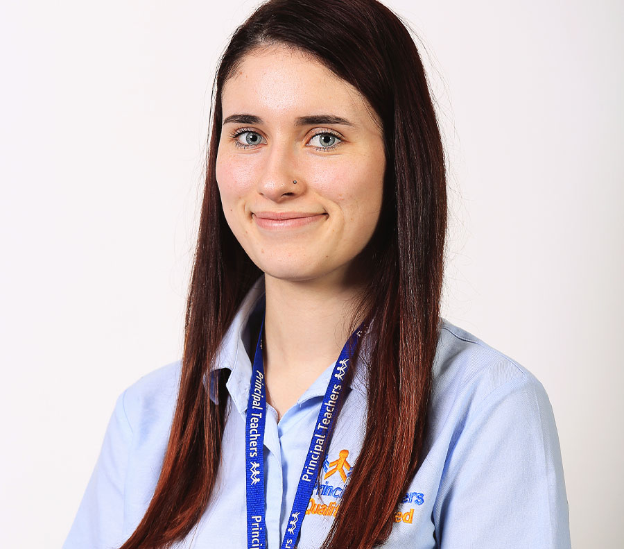 Kate Morgan - Principal Teachers