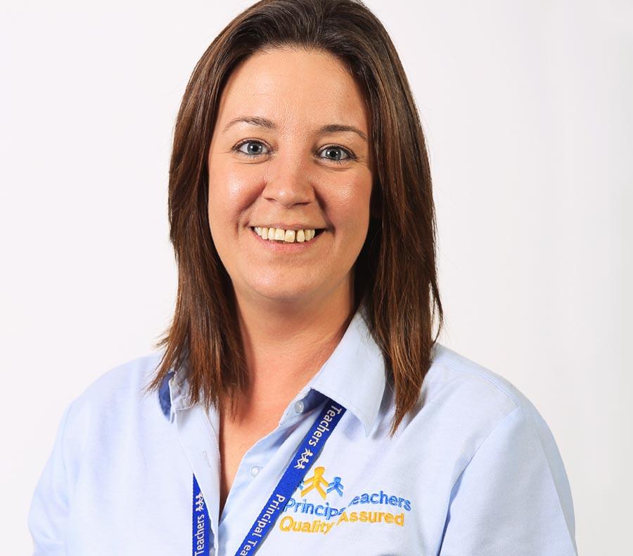 Melanie Vann Stewart - Principal Teachers