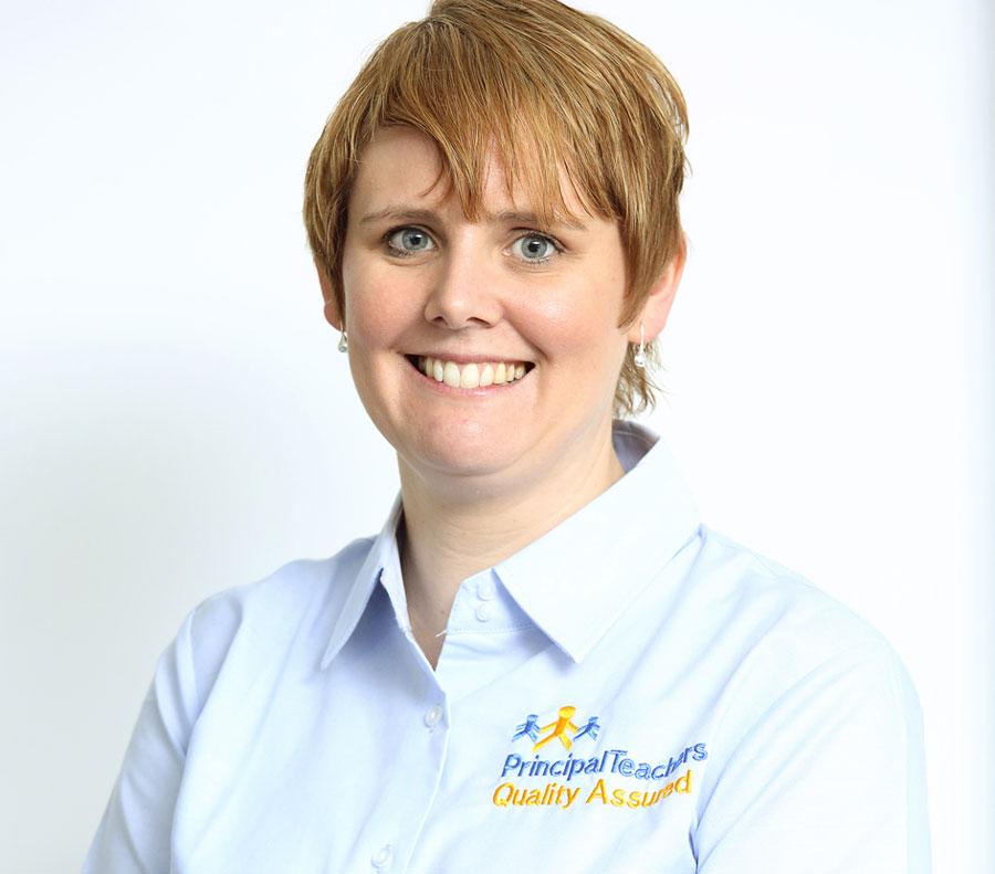 Ruth Booth - Principal Teachers