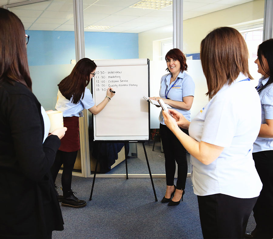 Principal Teachers - The PT approach